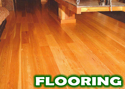Doug Fir Flooring
